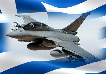 Yunanistan Fransa'dan 18 Rafale savaş uçağı alıyor