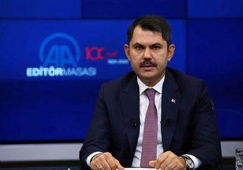 Bakan Kurum: Ülkemizde daha önce görmediğimiz olaylarla karşılaşacağız