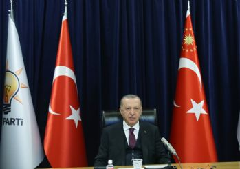 Cumhurbaşkanı Erdoğan'dan Macron'asert tepki: Kifayetsiz muhteris