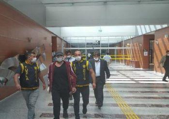 Halil Sezai tutuklama talebi ile mahkemeye sevk edildi