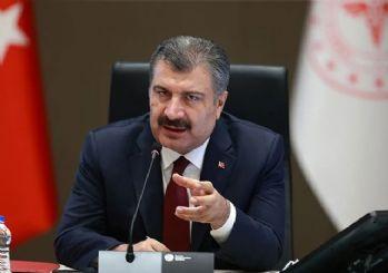 Bakan Koca: İzmir'de bir ay öncesine göre yüzde 42 artışa şahit olduk