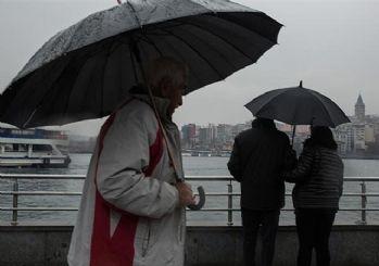 Meteoroloji'den yağmur uyarısı: Kuvvetli geliyor