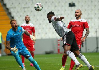 Beşiktaş ve Antalyaspor 1 puanı paylaştı