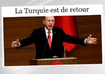 Fransızlardan Doğu Akdeniz manşeti: Türkler geri döndü