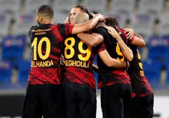 Galatasaray, son şampiyon Başakşehir'i 2-0 yendi