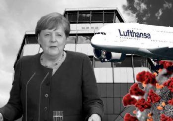 Lufthansa′yı Merkel de kurtaramadı
