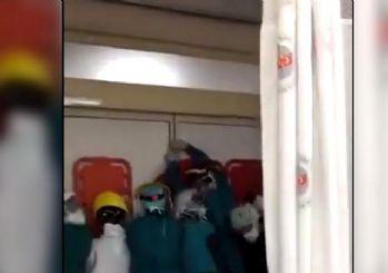 Hastaneye saldırı olayında 2 kişi tutuklandı