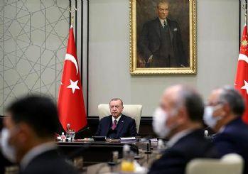Milli Güvenlik Kurulu'ndan Doğu Akdeniz vurgusu