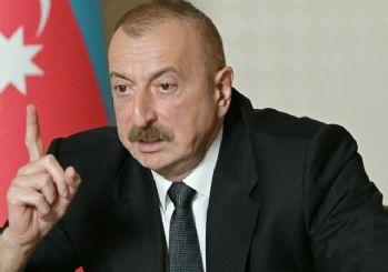 Aliyev'den Dağlık Karabağ açıklaması: Şehitlerimizin kanı yerde kalmayacak