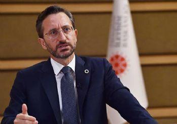 İletişim Başkanı Altun: Ermenistan'ın saldırgan tutumu Cenevre Sözleşmeleri'nin açık ihlalidir