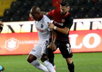 Trabzonspor, Gaziantep'te son dakikada yıkıldı!
