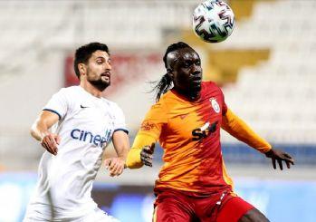 Galatasaray deplasmanda kayıp! 1-0