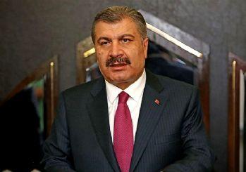 Bakan Koca Türkiye geneli yoğun bakım doluluk oranını açıkladı!