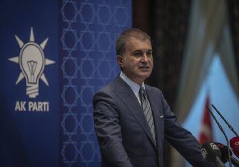 AK Parti Sözcüsü Çelik'ten AYM üyesinin paylaşımına tepki