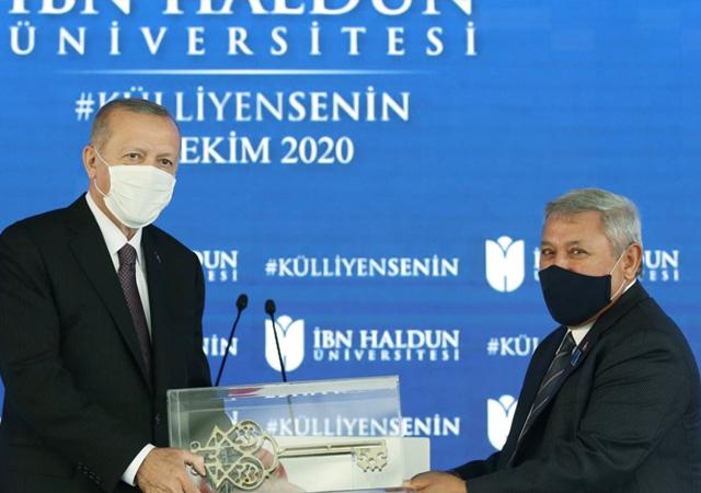 Erdoğan: Eğitimde topyekün reform gerekiyor