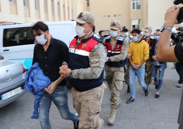 Eylem hazırlığında olan 4 terörist yakalandı