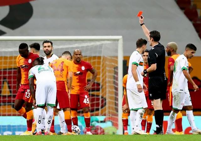 Galatasaray 90+5'te yıkıldı! 2-1