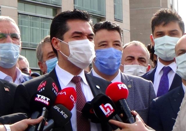 İYİ Parti İstanbul İl Başkanı Kavuncu, Ümit Özdağ hakkında suç duyurusunda bulundu
