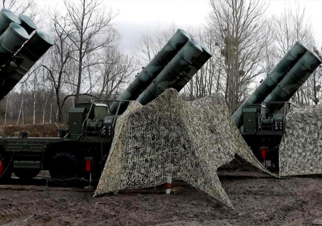 ABD: Türkiye S-400'ler için çok şeyi feda etti