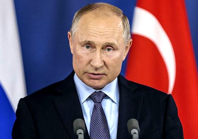 Putin: Erdoğan baskılara rağmen bağımsız dış politika izliyor