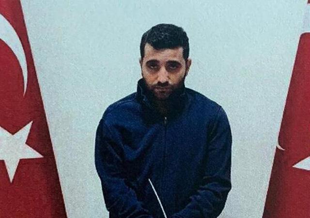 Kayseri'deki bombalı saldırının faili Türkiye'ye getirildi