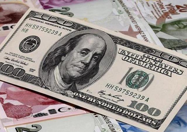 Dolar bayram öncesi 8.24'ten kapandı