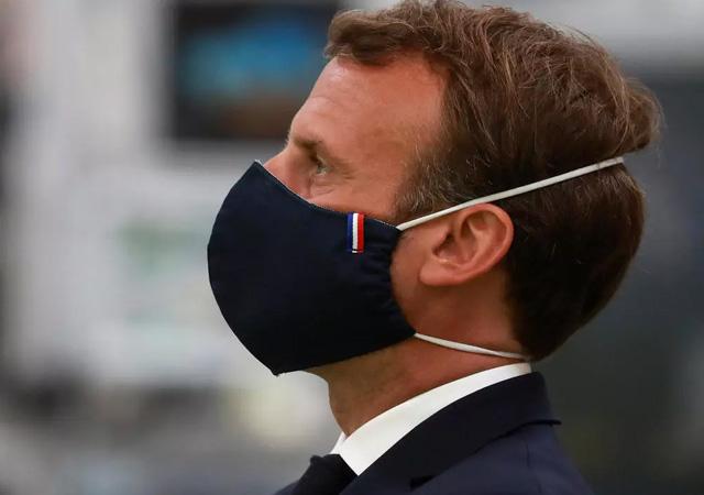Fransa Cumhurbaşkanı Macron, ulusal karantina ilan etti