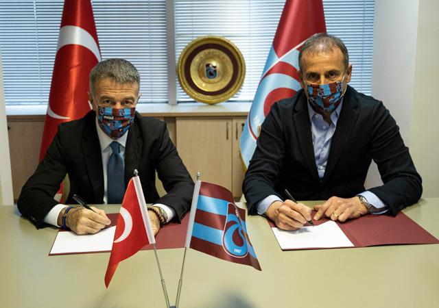 Abdullah Avcı resmen Trabzonspor'da! İşte alacağı ücret