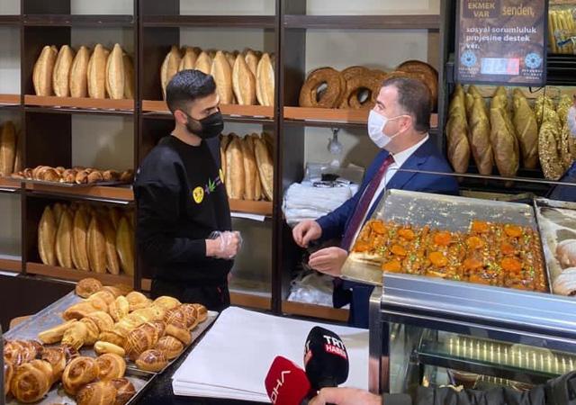 İstanbul'da fırın denetimi: Ekmek ile oynayan fırıncılara ceza yağdı