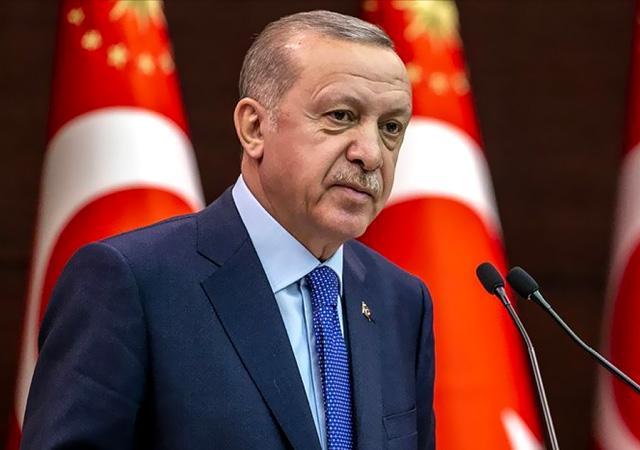 Erdoğan'dan AB mesajı: Kendimizi Avrupa'da görüyor, geleceğimizi Avrupa'yla kurmayı tasavvur ediyoruz!