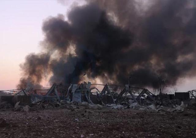 Tunceli'de patlama: 4 asker yaralı