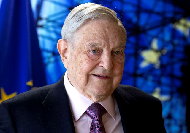 Olay yaratan makale yayından kaldırıldı: Soros liberal führer, Avrupa gaz odasıdır