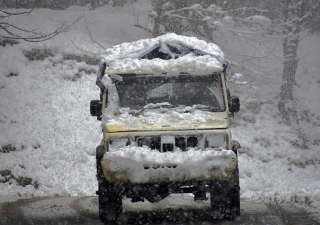 Kar yağışı bekleniyor! Meteoroloji bölge bölge uyardı