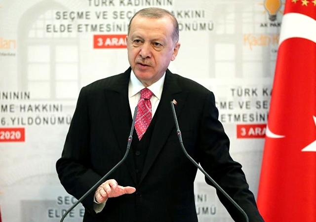 Erdoğan'dan CHP'ye: Mehmetçiğimizi size yedirmeyiz