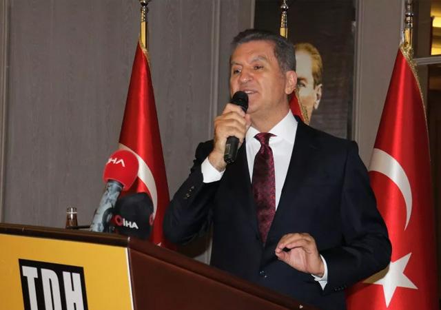 Sarıgül, partisinin kuruluş tarihini açıkladı