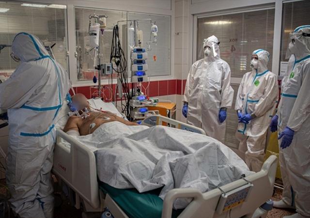 Türkiye'de koronavirüs nedeniyle 196 kişi daha hayatını kaybetti