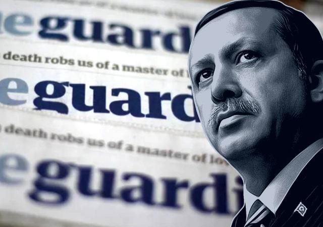 The Guardian'dan 'Türkiye' analizi: Erdoğan 2021'in hikayesini yazacak!