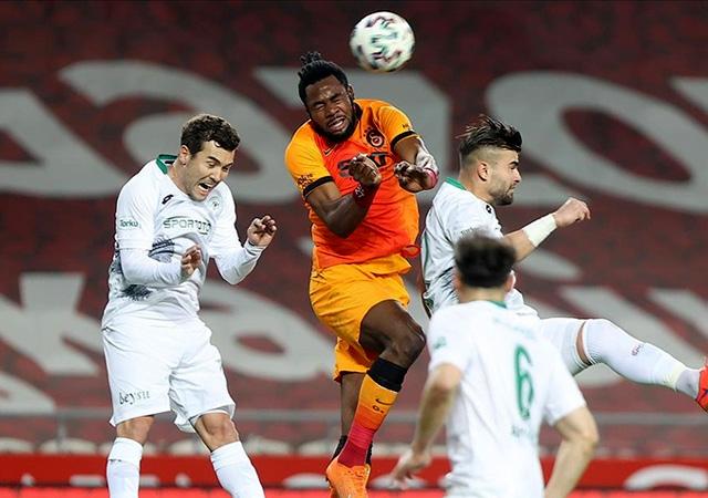 Konya'da gol düellosu! 4-3