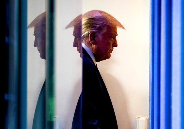 Facebook ve Instagram'dan Trump'a sansür!