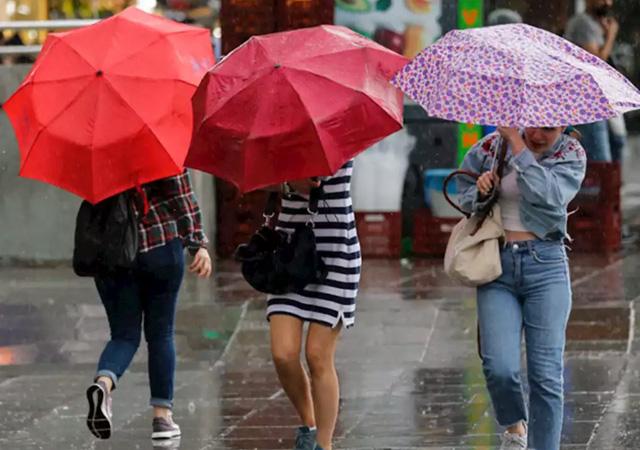 Meteoroloji'den kritik uyarı: Bu illerde yağmur var