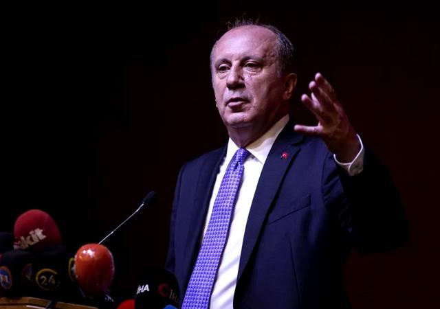 Muharrem İnce yeni parti için tarih verdi: Bazı CHP milletvekilleri bize katılacak!