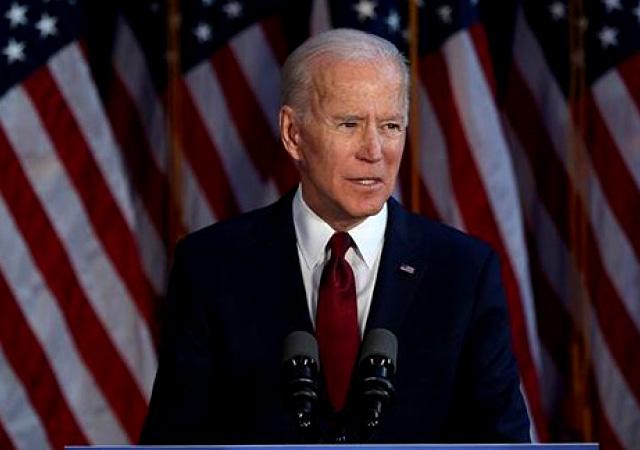 ABD Genelkurmay Başkanlığı: Biden 20 Ocak'ta başkomutan olacak