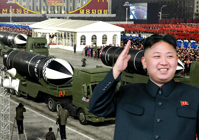 Kim Jong-un'dan Biden'a füzelerle gözdağı