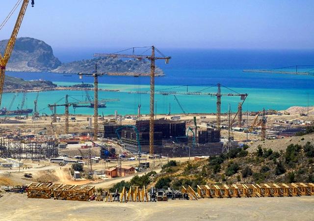 Mustafa Varank: Akkuyu, 2023'te elektrik üretmeye başlayacak