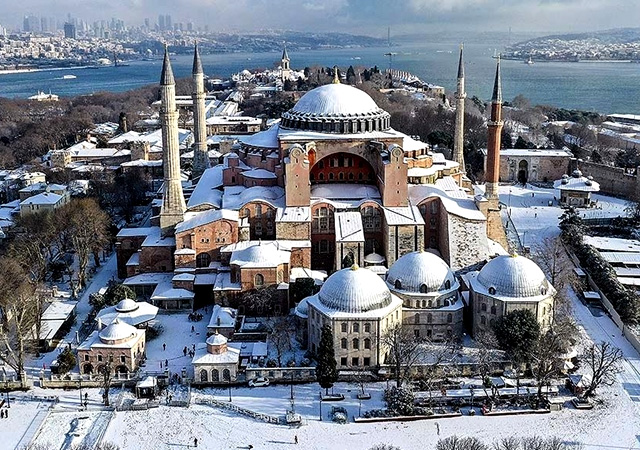 İstanbul'da kar yağışı ne kadar sürecek?