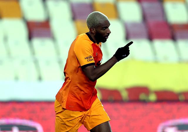 Galatasaray son nefeste kazandı! 1-0