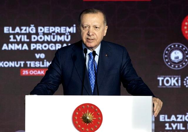 Erdoğan: Dikey mimari bizim için intihardır
