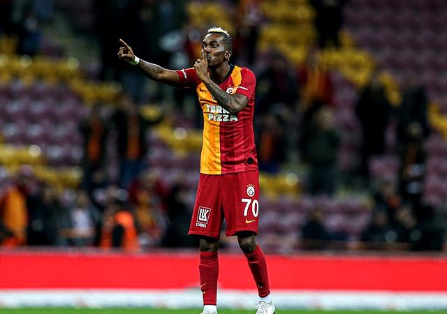 Henry Onyekuru üçüncü kez Galatasaray'da!
