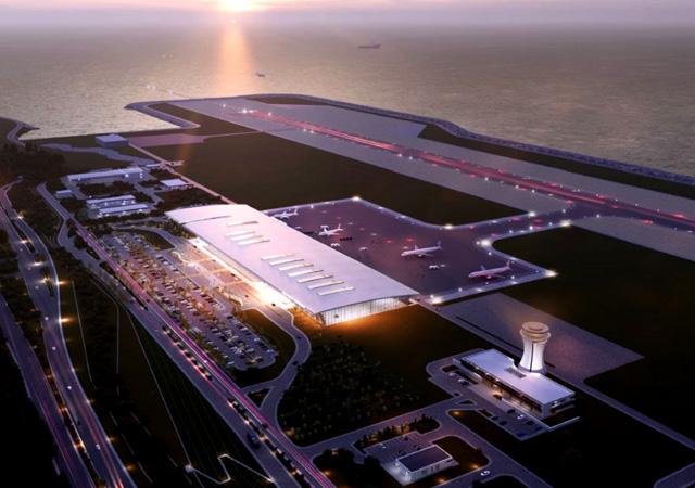 Rize-Artvin Havalimanı'nın açılış tarihi belli oldu