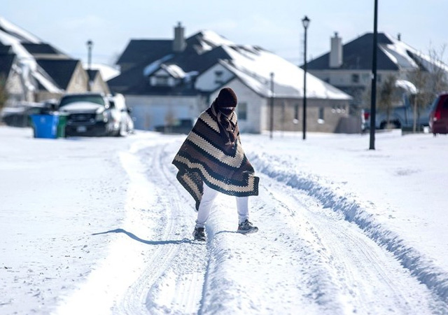 ABD'de soğuk can alıyor: En az 47 can kaybı